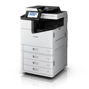 Tall, white printer - Epson WorkForce Enterprise WF-C17590