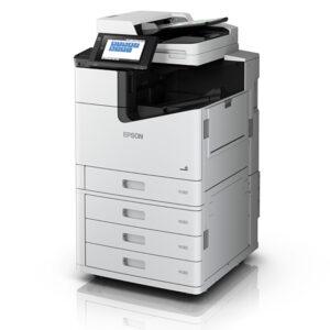 Tall, white printer - Epson WF-C20600