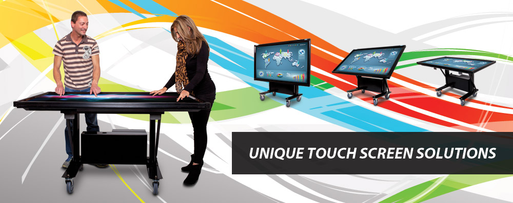 Interested in a Multi Touch Interactive TV?